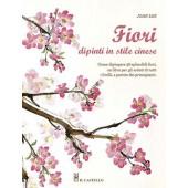 Libro Fiori dipinti in Stile cinese - Il Castello Editore