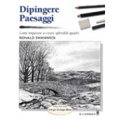 Libro Dipingere paesaggi - Il Castello Editore