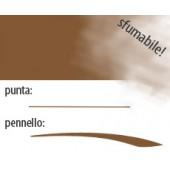 969 Chocolate tombow dual brush, il pennarello tecnico per eccellenza compralo ora