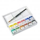 comprare online acquerelli Winsor e Newton Artists', acquerelli panetto, prezzi acquerelli
