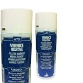 Vernice fissativa spray