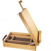 offerta  Cassetta Cavalletto in legno per pittura. Edinburgh