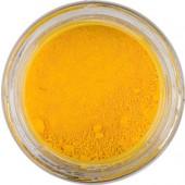 2016 Giallo Cadmio Scuro  - Pigmento in polvere per belle arti - vasetto da 80ml