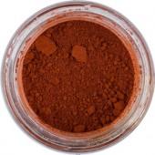 4022 Ossido Ferro Rosso Malaga pigmenti in polvere per artisti, prezzi pigmenti per pittura