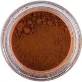 8004 Terra Ombra Bruciata Pigmento in polvere per belle arti - vasetto da 80ml