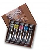 Colori a olio Maimeri classico, prezzi  Colori a olio Maimeri classico, comprare confezione  Colori a olio Maimeri classico
