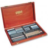 confezione chiaroscuro, prezzi confezione chiaroscuro, matite per chiaroscuro, prezzi per comprare confezione chiaroscuro