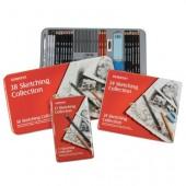 dewrwent sketching collection chiaroscuro offerta online prezzi scatola chiaroscuro prezzi chiaroscuro derwent