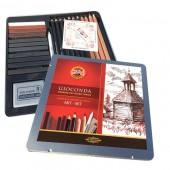 confezione chiaroscuro, prezzi assortimento chiaroscuro, matite per chiaroscuro, prezzi per comprare confezione chiaroscuro