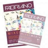 A3 Blocco Carta Fabriano Mixed Media, prezzi Blocco Carta Fabriano Mixed Media