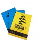 Album Favini schizzi, comprare album Favini, assortimento blocchi schizzi Favini, prezzi e formati blocchi carta