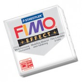 014 Bianco Traslucido Fimo - Fimo Effect FIMO 56g