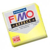 104 Giallo Traslucido Fimo - Fimo Effect FIMO 56g