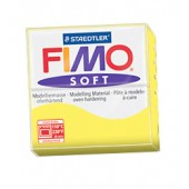 10 Giallo limone - Fimo Soft FIMO