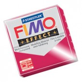 28 Rosso rubino Metallic Fimo - Fimo Effect FIMO 56g