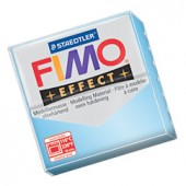 374 Blu Traslucido Fimo - Fimo Effect FIMO 56g