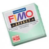 504 Verde Traslucido Fimo - Fimo Effect FIMO 56g