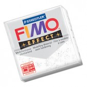 52 Bianco Glitter Fimo - Fimo Effect FIMO 56g