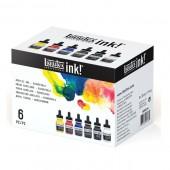 colori acrilici liquidi prezzi online colori ink liquitex confezione