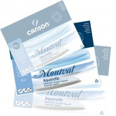 Blocco acquerello Canson Montval migliori prezzi offerta 29,7x42 (A3)