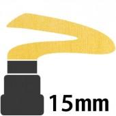 055 Oro - 15mm pennarello acrilico Pebeo Marker 4Artist