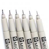 Micron Pigma, pennarello di precisione, comprare online pennarellini Micron Pigma