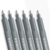 Staedtler Pigment Liner, pennarello di precisione, comprare online pennarellini
