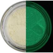 Pigmento in polvere fosforescente per belle arti - vasetto da 80ml