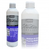 250ml Medium Pouring acrilico Pebeo offerta