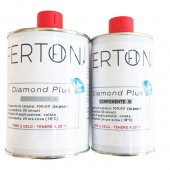 Resina epossidica Ferton - Resina bicomponente Diamond+  1600gr