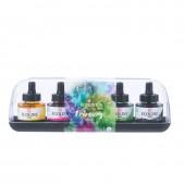 Confezione 5 Ecoline 30ml - Primary Colours ACQUARELLO LIQUIDO ECOLINE