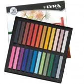 crete colorate 24 soft pastel per il disegno prezzi crete colorate scala di colori