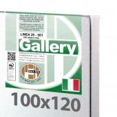 100x120 cm - Tela per pittura pronta - Pieraccini linea Gallery 20/561 - Made in Italy