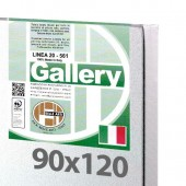 90x120 cm - Tela per dipingere pronta - Pieraccini linea Gallery 20/569 - Made in Italy