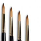 prezzi pennelli di martora sintetica Pennello per acquarello tondo