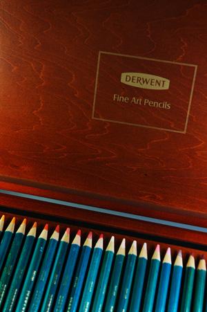 matite derwent, comprare matite onine, prezzi matite, derwent artists
