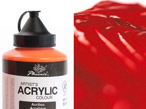 colori acrilici offerta colori acrilici phoenix 500ml, colori acrilici