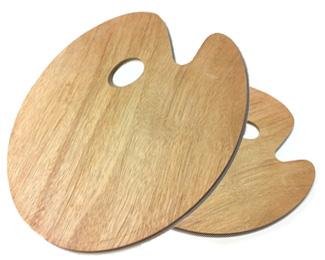 tavolozza per pittura colori acrilici prezzi tavolozze in legno