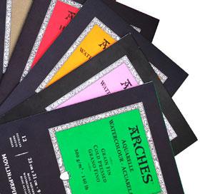 arches carta per acquarello professionale offerta arches