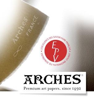 carta per acquerello arches blocchi