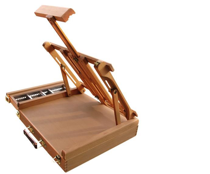 Offerta cassetta cavalletto portacolori cassetta for Cassette di legno ikea