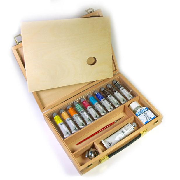 colori a olio, prezzi colori a olio, Maimeri olio