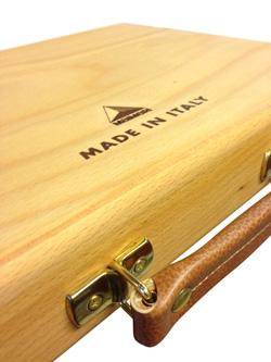 cassetta colori a olio maimeri splendida cassetta in legno colori a olio