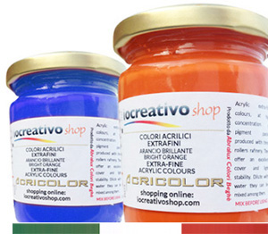 colori acrilici prezzi, offerta colori acrilici online