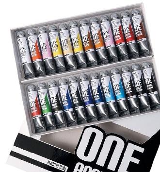 colori acrilici set prezzi offerte