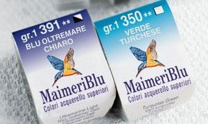maimeri blu, comprare acquerelli online, acquerelli maimeri, prezzi acquerelli maimeri