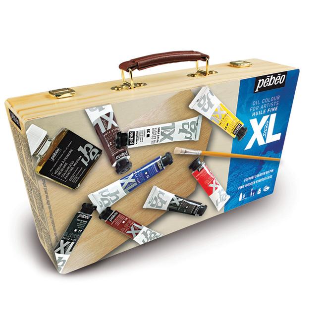 confezione a olio, cassetta colori a olio , comprare colori a olio , cassette colori a olio  online