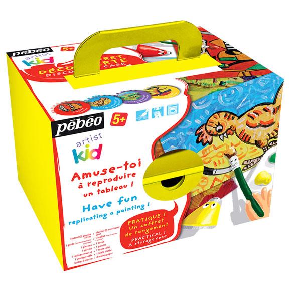 Offerta colori a tempera lavabile per bambini confezione for Comodini per bambini online