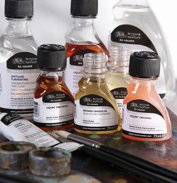 colori ad olio prezzi comprare essiccante