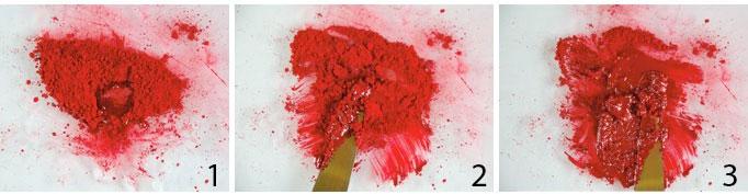 colori ad olio pigmenti per dipingere pigmenti artisti